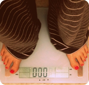 Scales don't tell the whole story. (Photo by Ashley Jones)