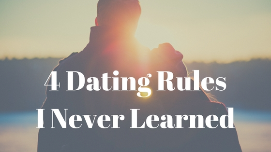 Rules dating old friend
